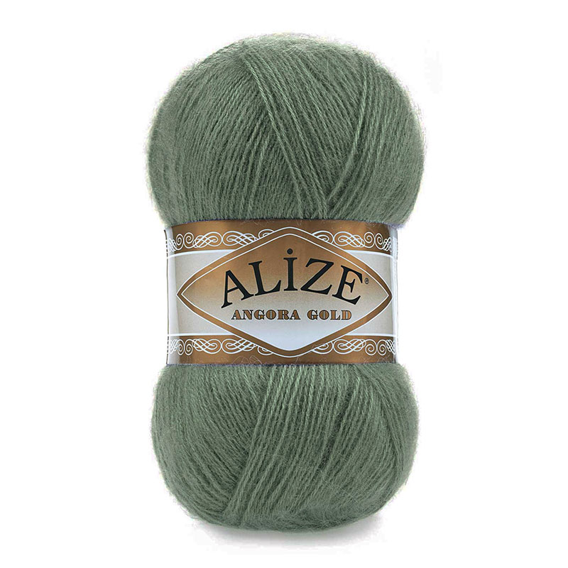 ALIZE ANGORA GOLD - 180 DARK ALMOND