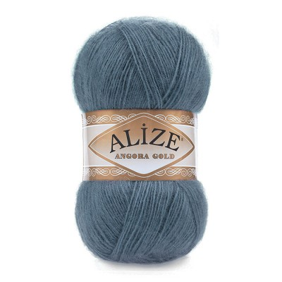 ALIZE ANGORA GOLD - 381 INDIGO