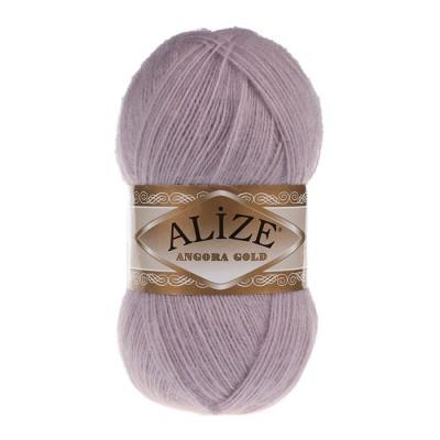 ALIZE ANGORA GOLD - 391 LILA