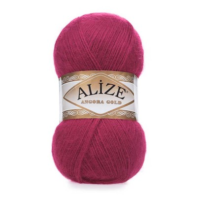 ALIZE ANGORA GOLD - 649 RUBY
