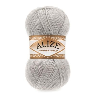 ALIZE ANGORA GOLD - 652 SMOKE