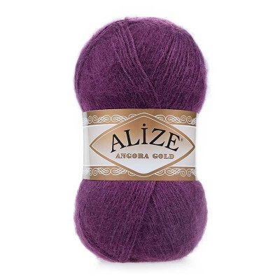 ALIZE ANGORA GOLD - 111 PURPLE