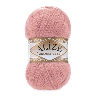 ALIZE ANGORA GOLD - 144 DARK POWDER
