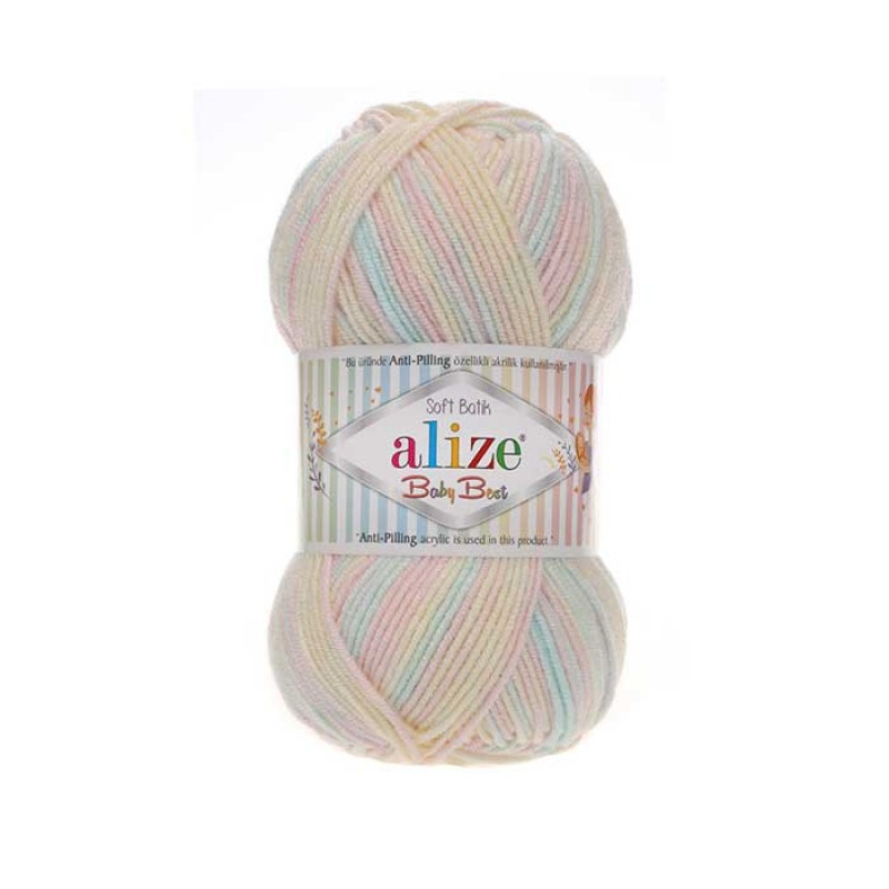 ALIZE BABY BEST BATIK - 6655
