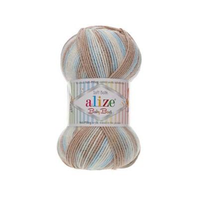 ALIZE BABY BEST BATIK - 6657