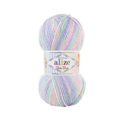 ALIZE BABY BEST BATIK - 7258