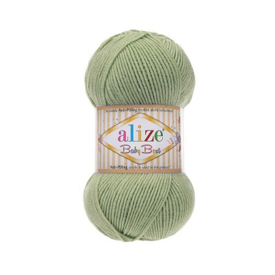 ALIZE BABY BEST - 138 OLIVE