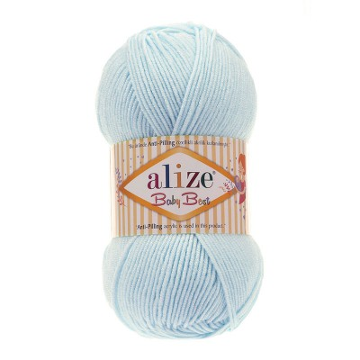 ALIZE BABY BEST - 189 LIGHT TURQUOISE