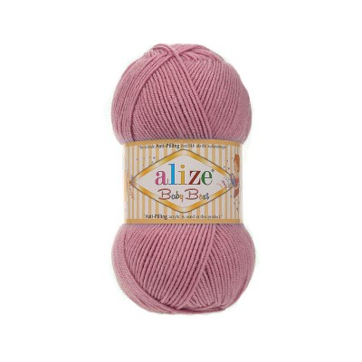 ALIZE BABY BEST - 286 DARK ROSE