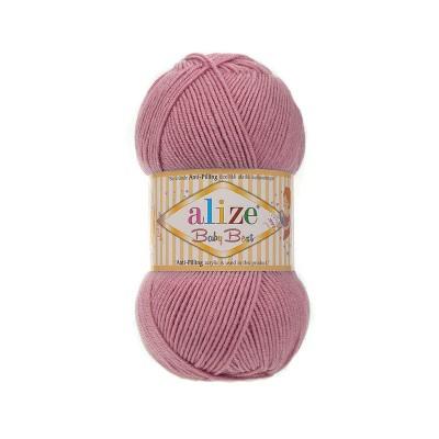 ALIZE BABY BEST - 286 DARK ROSE