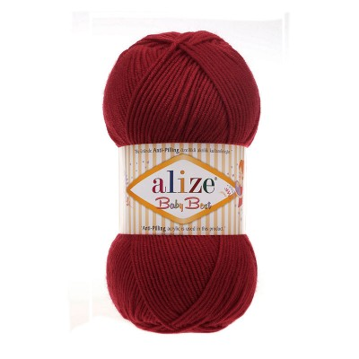 ALIZE BABY BEST - 390 CHERRY