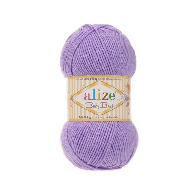 ALIZE BABY BEST - 43 LAVENDER