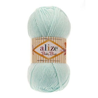 ALIZE BABY BEST - 514 LIGHT AQUA