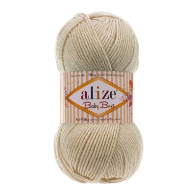 ALIZE BABY BEST - 599 IVORY