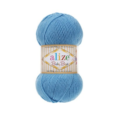 ALIZE BABY BEST - 674 SKY BLUE