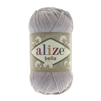 ALIZE BELLA - 21 GRAY