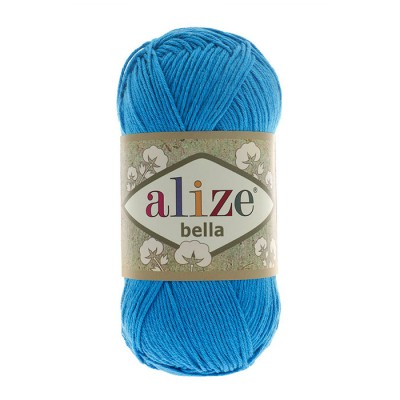 ALIZE BELLA - 387 TORQUOISE
