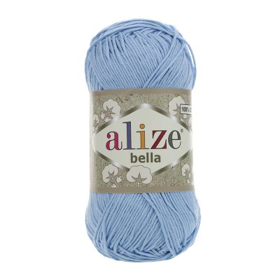 ALIZE BELLA - 40 BLUE