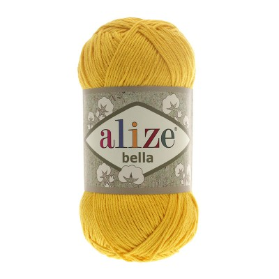 ALIZE BELLA - 488 YELLOW