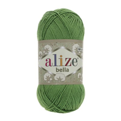 ALIZE BELLA - 492 GREEN