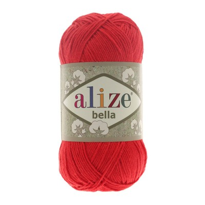 ALIZE BELLA - 56 RED