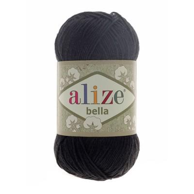 ALIZE BELLA - 60 BLACK