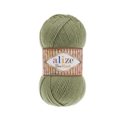 ALIZE BEST KLASIK - 138 OIL GREEN