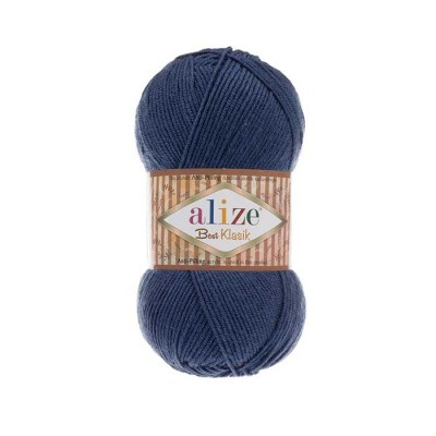 ALIZE BEST KLASIK - 215 BLUEBERRIES