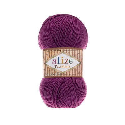 ALIZE BEST KLASIK - 297 PLUM