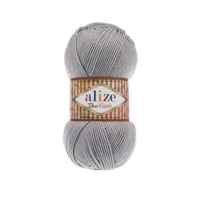 ALIZE BEST KLASIK - 355 GRAY