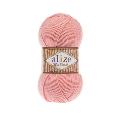 ALIZE BEST KLASIK - 363 BRIDAL PINK