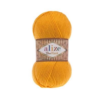 ALIZE BEST KLASIK - 488 YELLOW