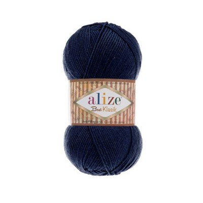 ALIZE BEST KLASIK - 58 NAVY BLUE