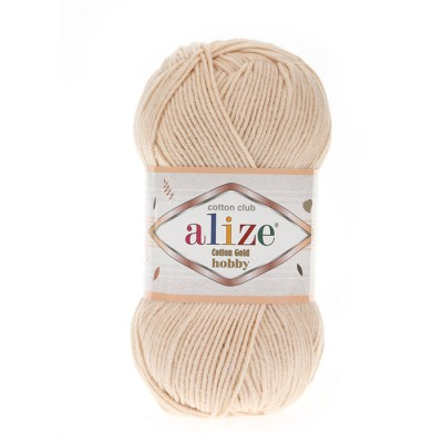 ALIZE COTTON GOLD ΗΟΒΒΥ - 67 CANDLE LIGHT