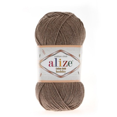 ALIZE COTTON GOLD ΗΟΒΒΥ - 688 MILK COFFE MELANGE