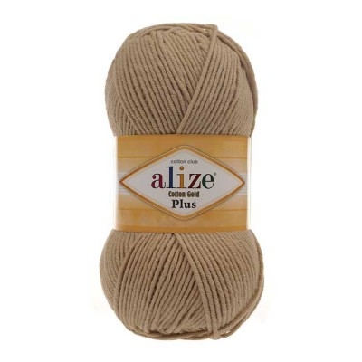 ALIZE COTTON GOLD PLUS - 262 BEIGE