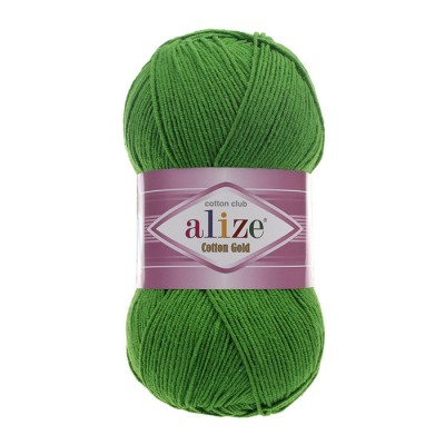 ALIZE COTTON GOLD - 126 GRASS