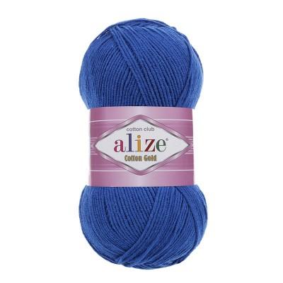 ALIZE COTTON GOLD - 141 ROYAL BLUE