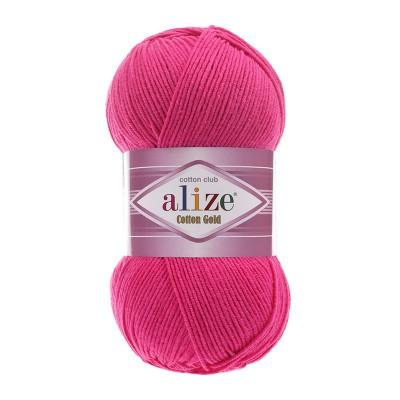ALIZE COTTON GOLD - 149 FUCHSIA