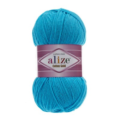 ALIZE COTTON GOLD - 16 OCEAN