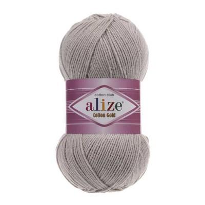 ALIZE COTTON GOLD - 200 GRAY