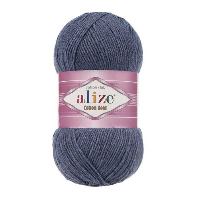 ALIZE COTTON GOLD - 203 DENIM MELANGE
