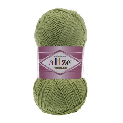 ALIZE COTTON GOLD - 385 GREEN
