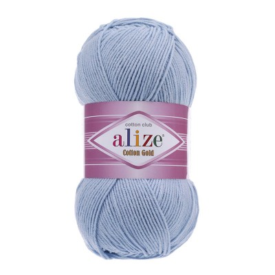 ALIZE COTTON GOLD - 40 BLUE