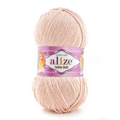ALIZE COTTON GOLD - 401 NUDE