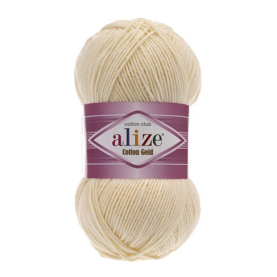 ALIZE COTTON GOLD - 458 STONE