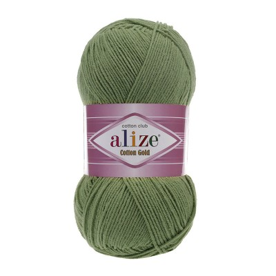ALIZE COTTON GOLD - 485 GREEN