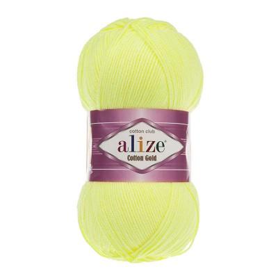 ALIZE COTTON GOLD - 668 LEMON
