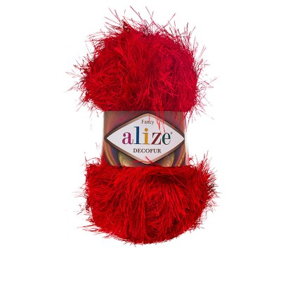 ALIZE DECOFUR - 56 RED