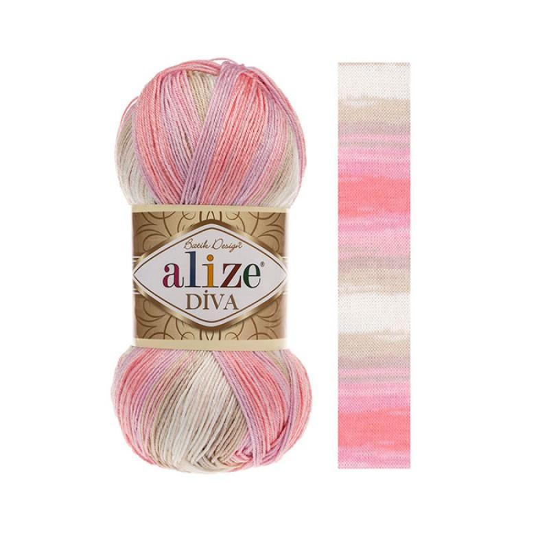 ALIZE DIVA BATIK - 2807